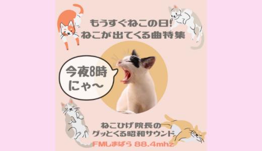 【グッとくる昭和サウンド第20回】猫が出てくる曲特集